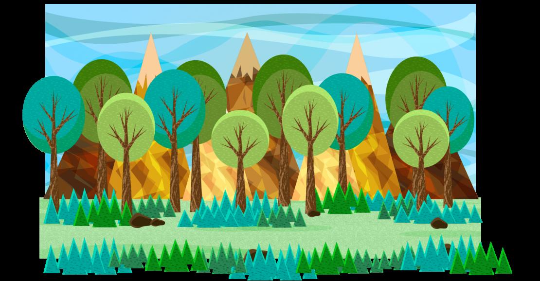 Mendie Leelin Designs | Forest